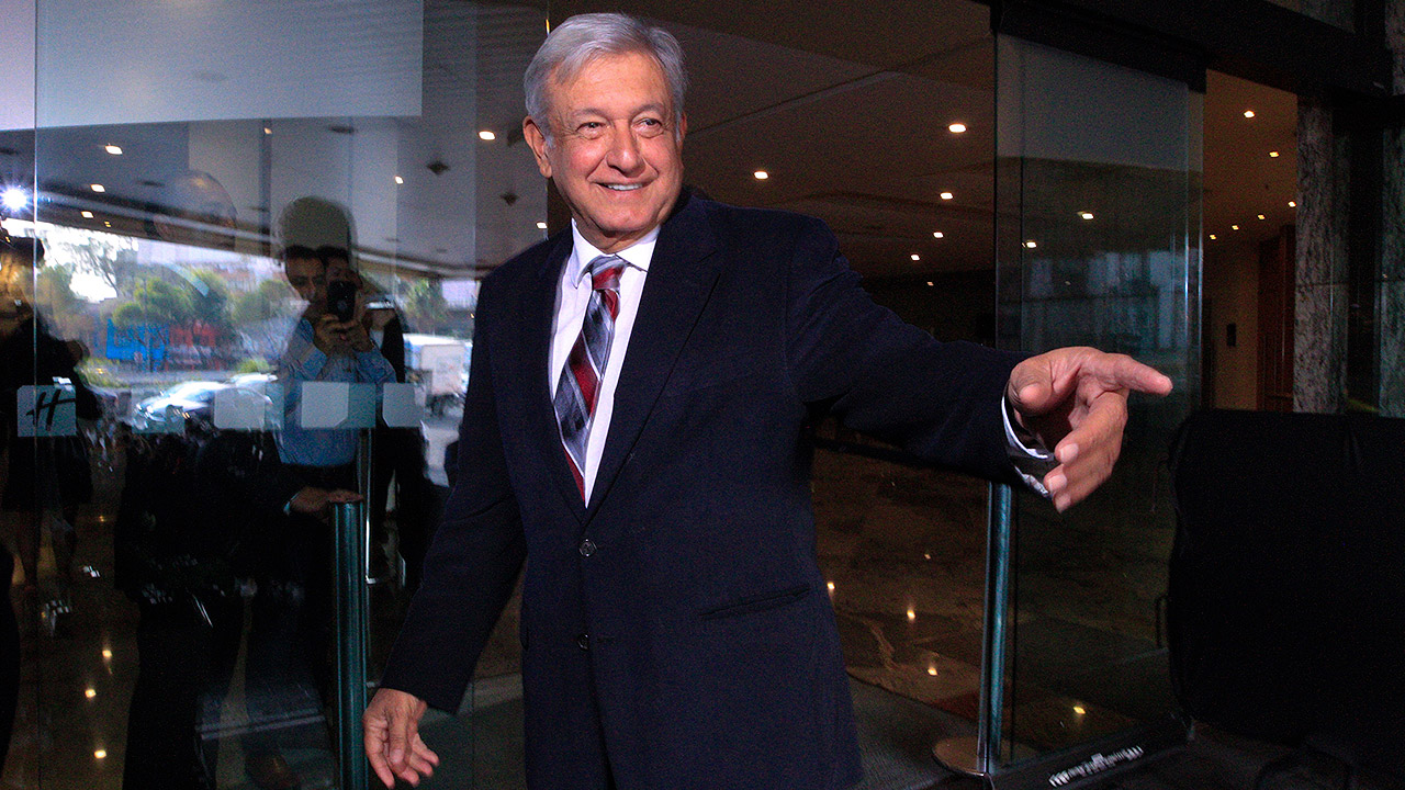 Consejo Mexicano de Negocios se reúne con López Obrador