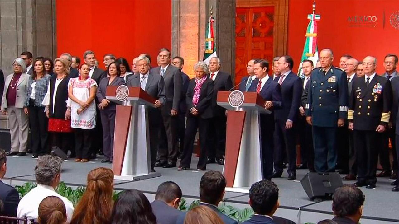 Tensión entre equipos de AMLO y Peña Nieto complica acuerdo en TLCAN