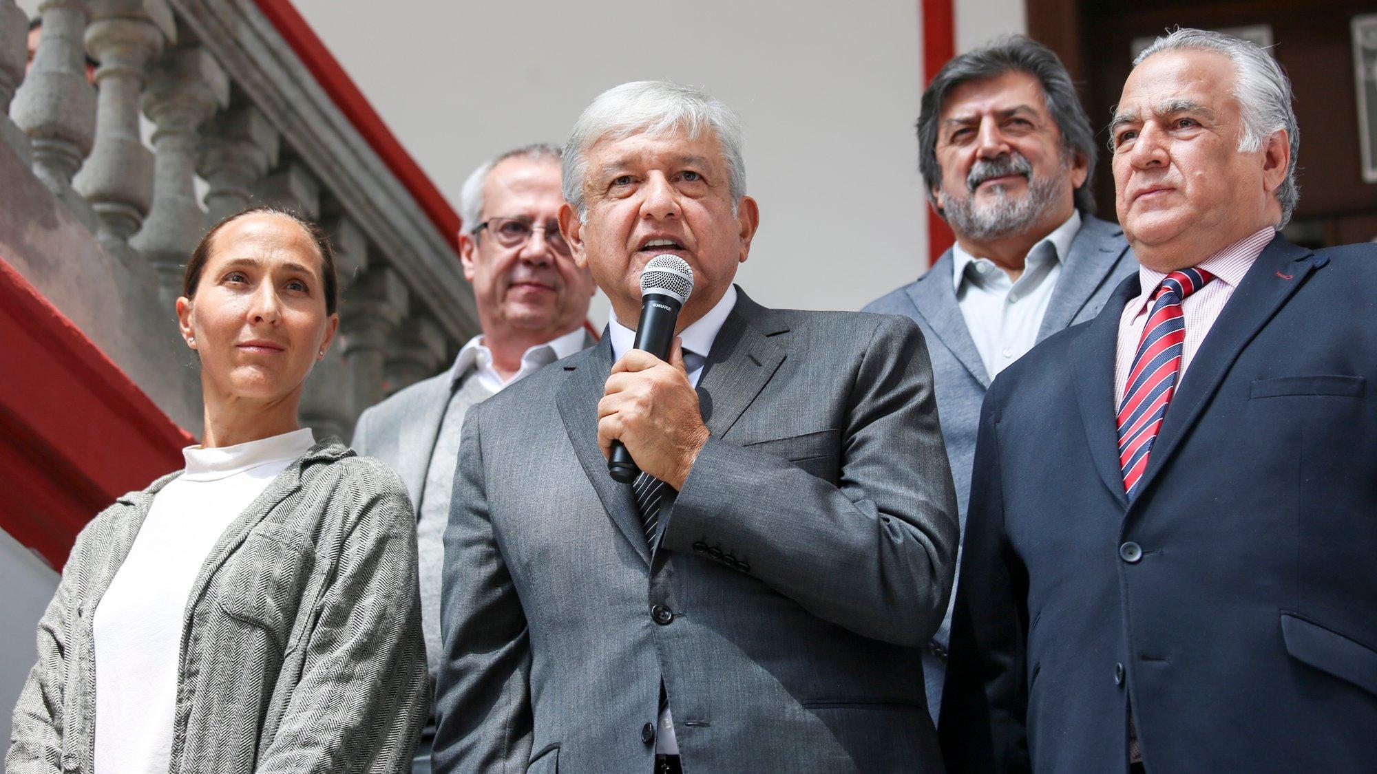 AMLO expande la ruta del Tren Maya y lo abre a la inversión privada