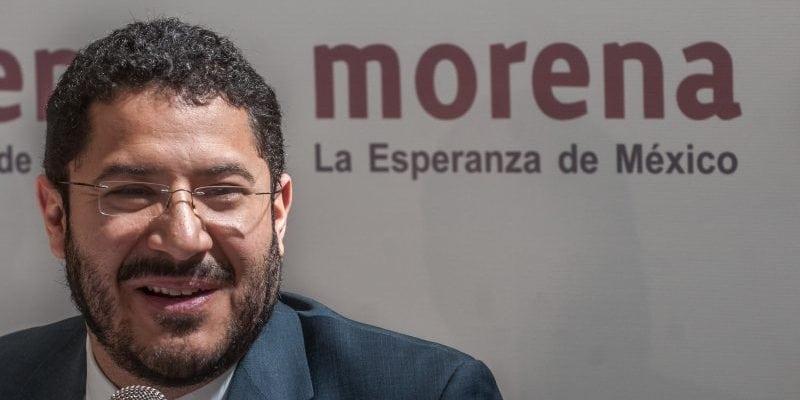 Morena busca que Martí Batres presida la Mesa Directiva del Senado