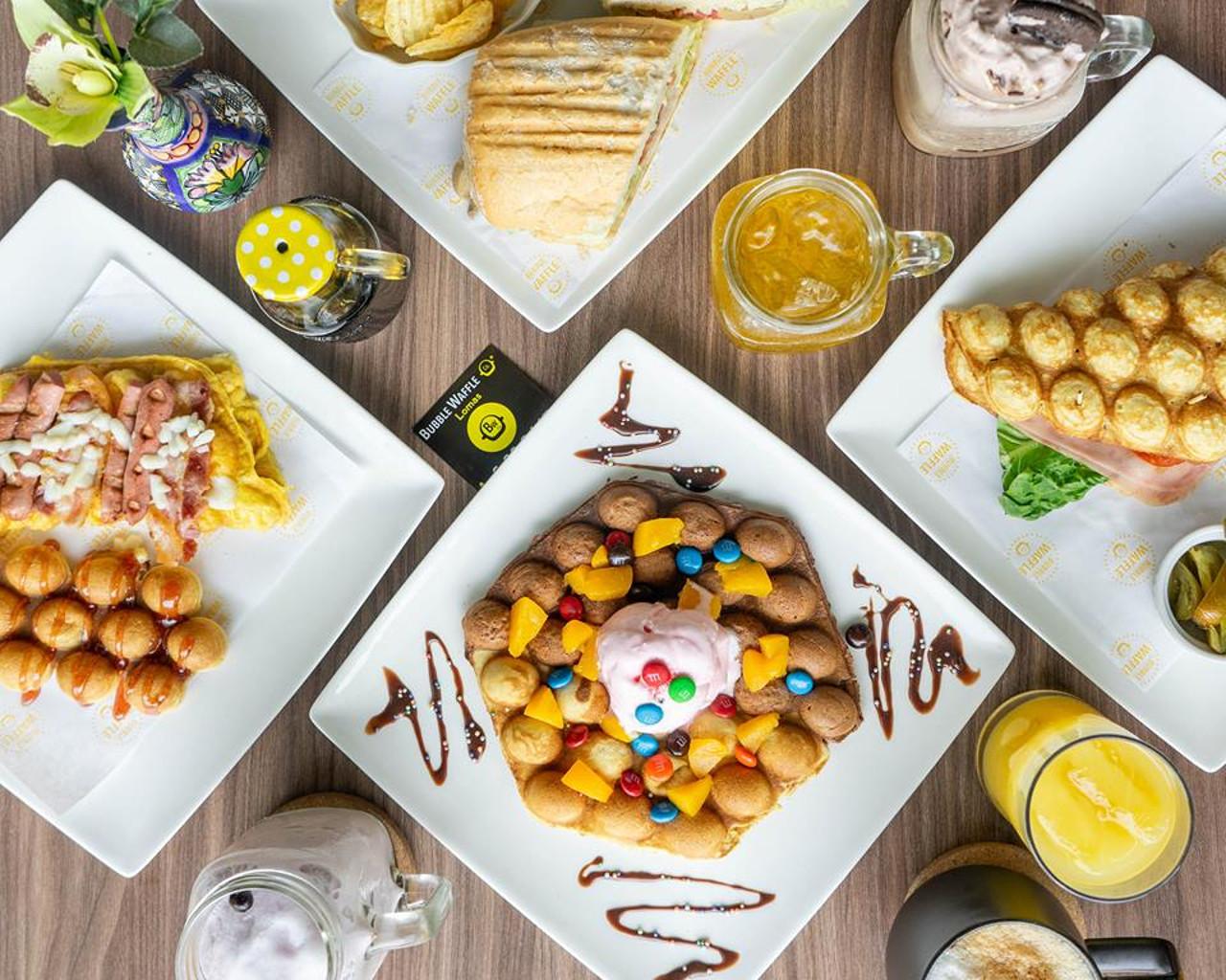 Bubble Waffle Co., una franquicia con olor a ventas millonarias