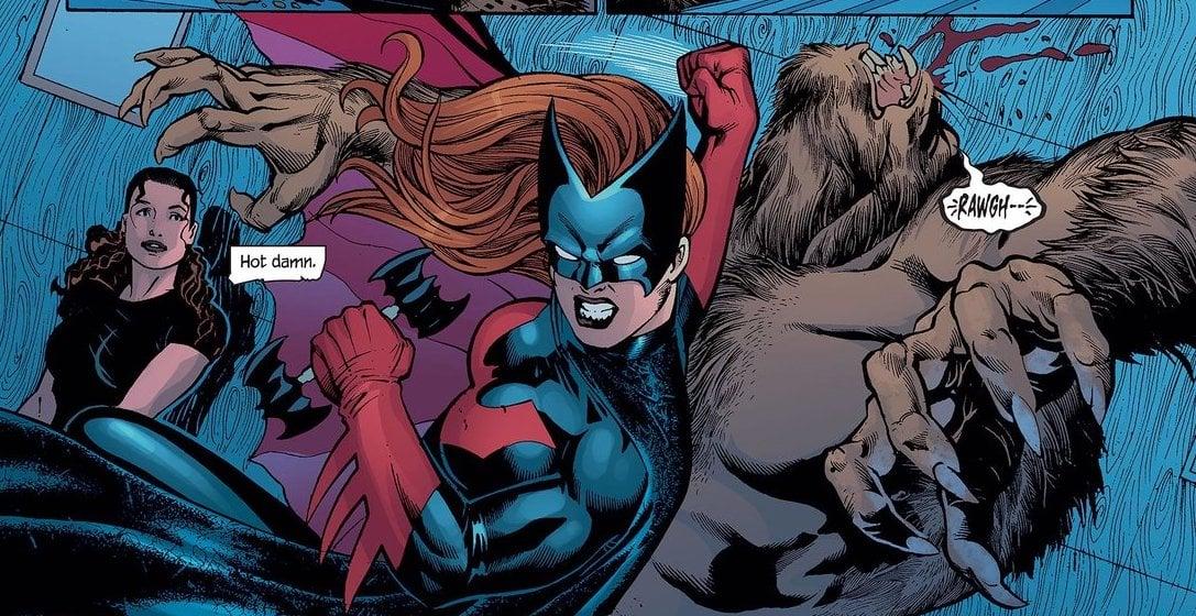 Ella es la actriz que dará vida a Batwoman en la próxima serie de superhéroes