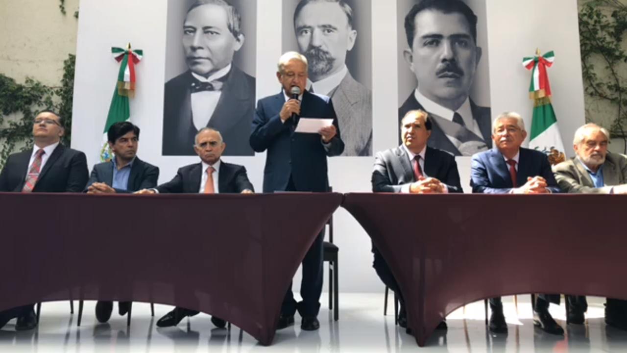 AMLO nombra a Lázaro Cárdenas Batel como su jefe de asesores