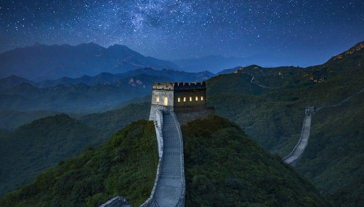 ¿Te gustaría pasar una noche en la Gran Muralla China? Esto te interesa