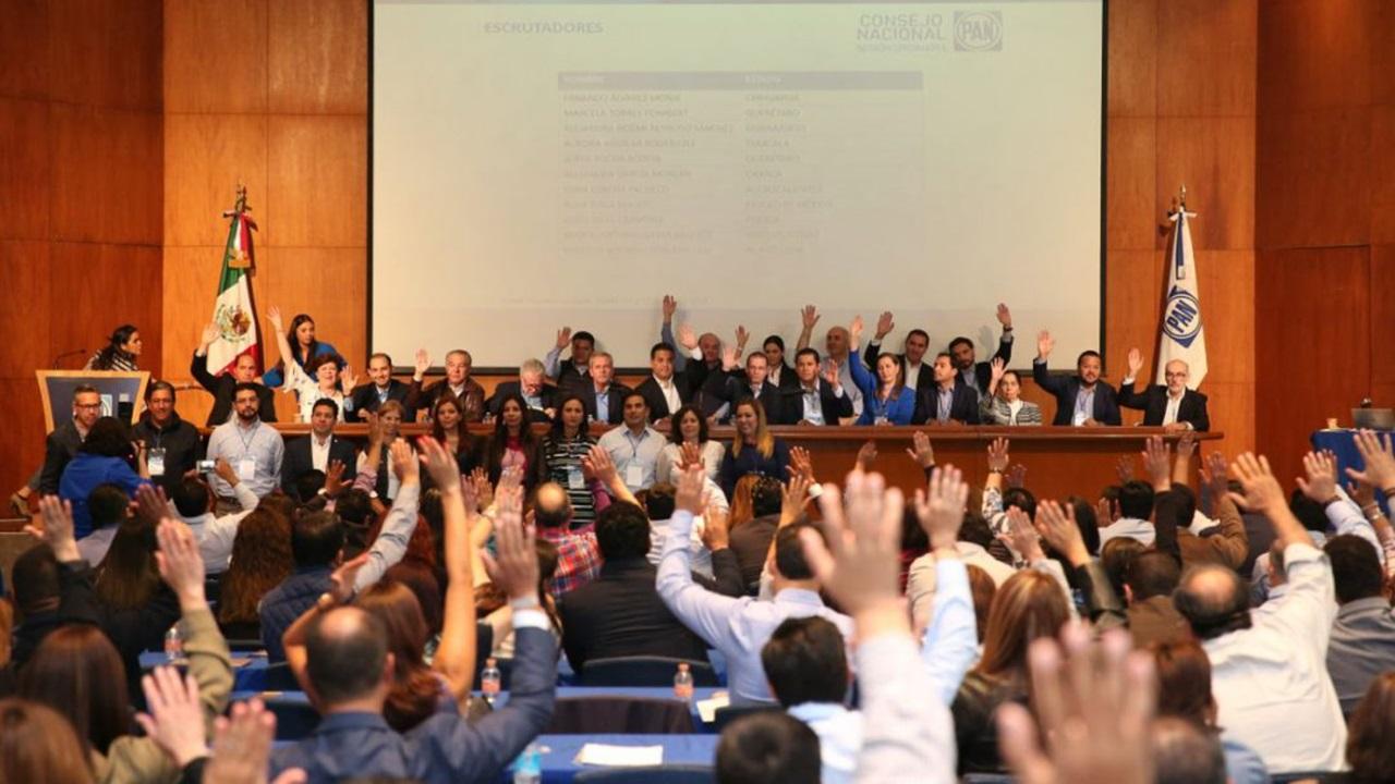 PAN integra comisión electoral para renovar dirigencia