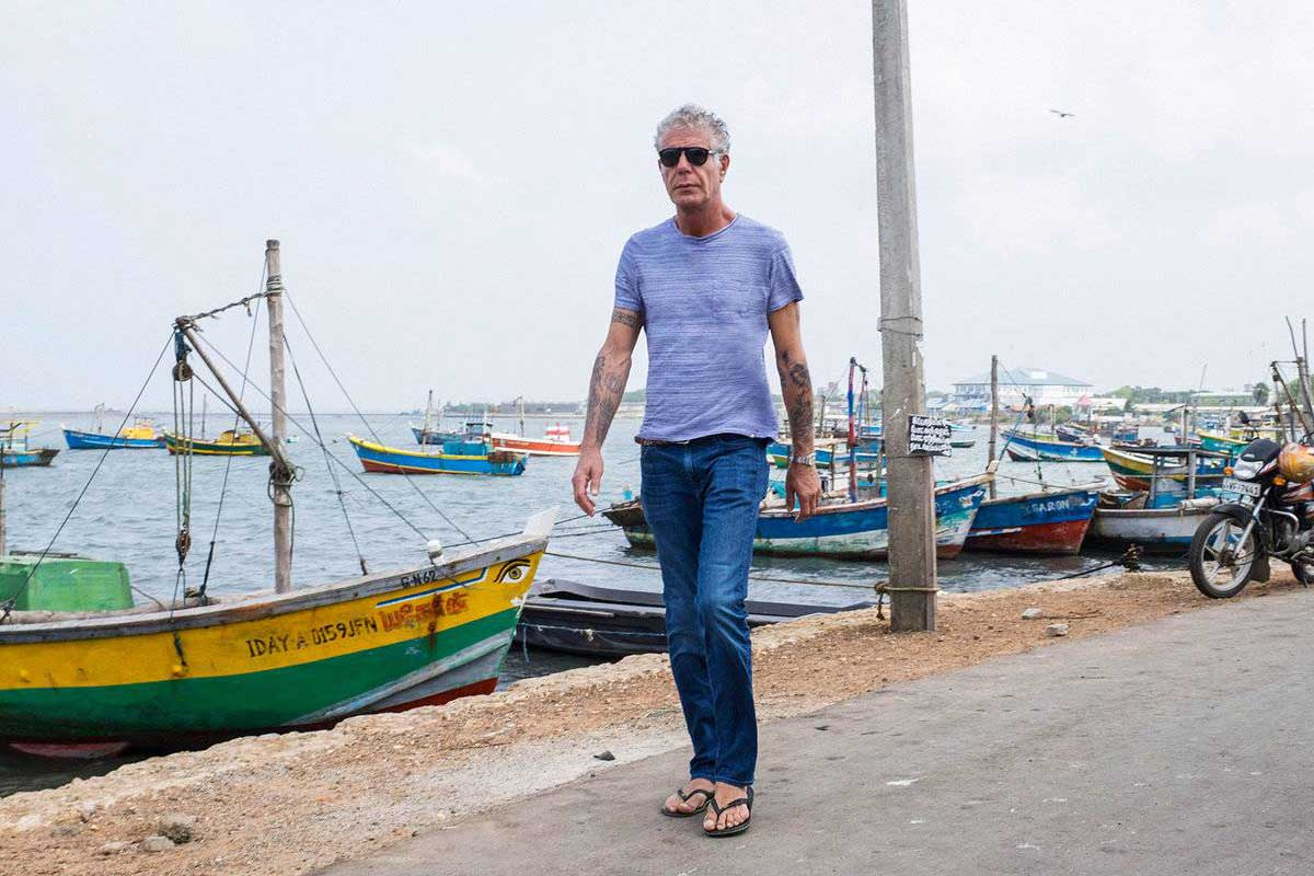 "Preparan temporada final de ""Parts Unknown"" de Anthony Bourdain"