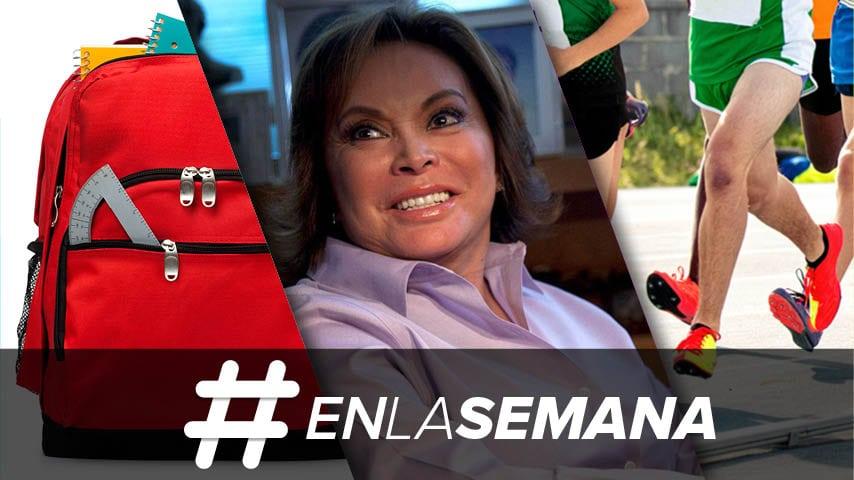 Agenda Forbes | Elba Esther hablará de su liberación y 31 millones de alumnos regresan a clase