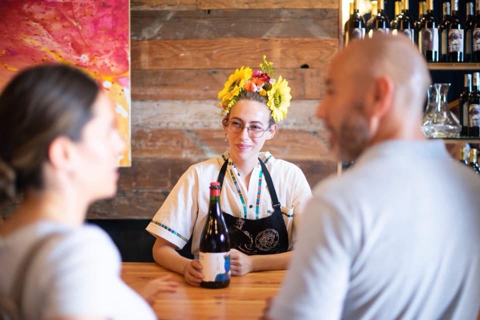 Frida Kahlo inspira un rincón vinícola en el Valle de Guadalupe