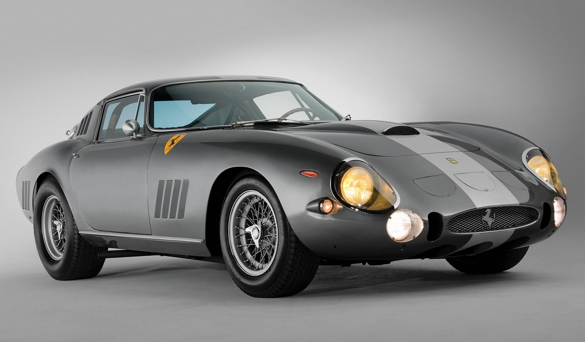 Top 5: los modelos de Ferrari más caros vendidos en subastas