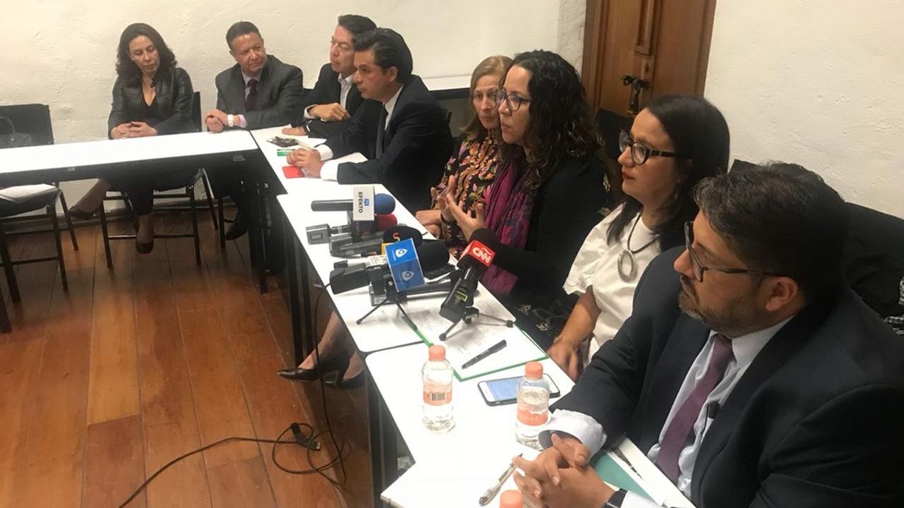 Equipo de transición y ONGs discuten modelo de Fiscalía General
