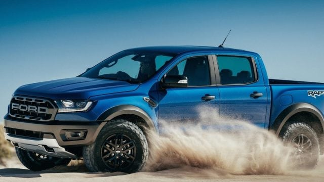 Ranger Raptor, la pick up que quiere conquistar Gamescom