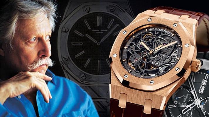 Descubre el legado de Gérald Genta, el artesano de la alta relojería