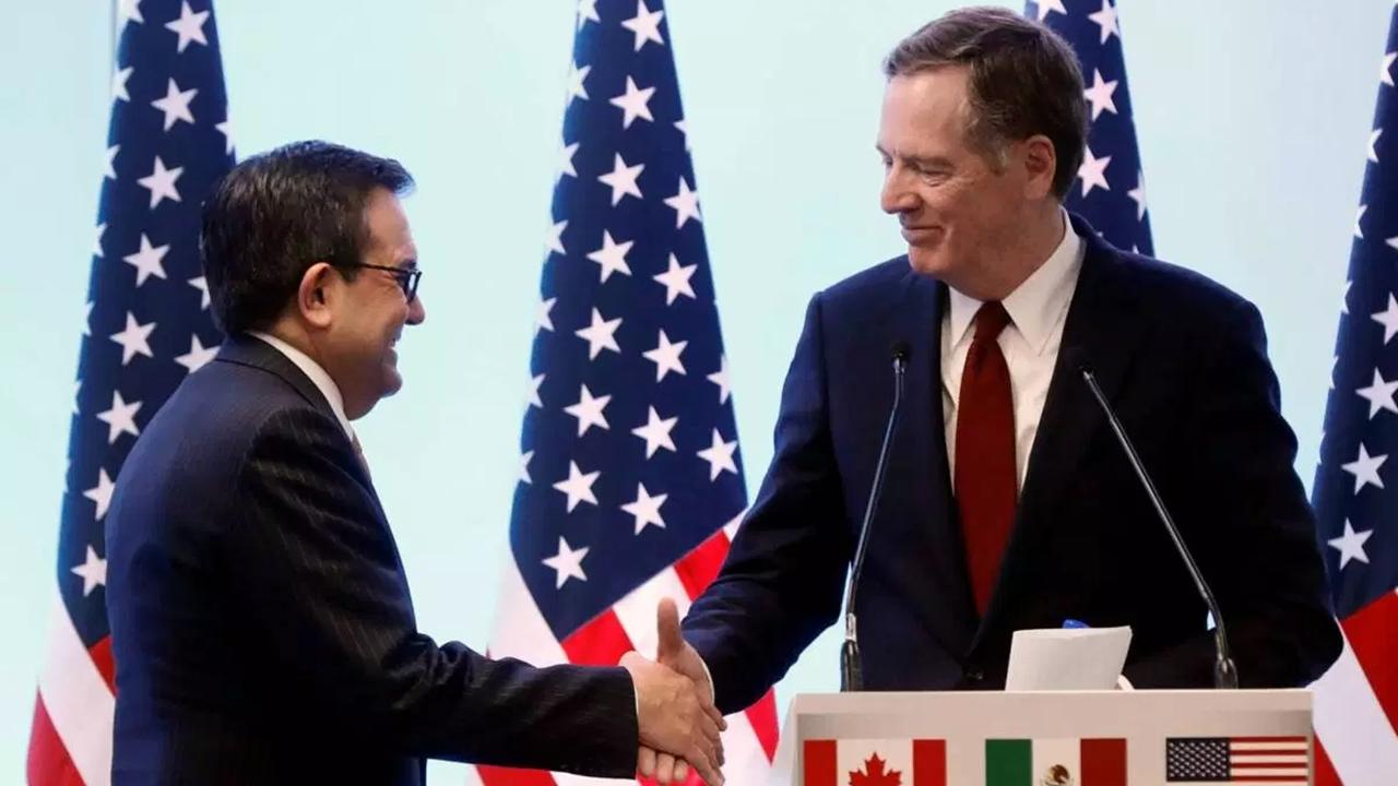 Diálogo entre México y EU por TLCAN continuará la próxima semana