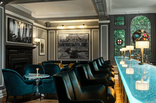 Éste es el mejor bar del mundo y está en Londres