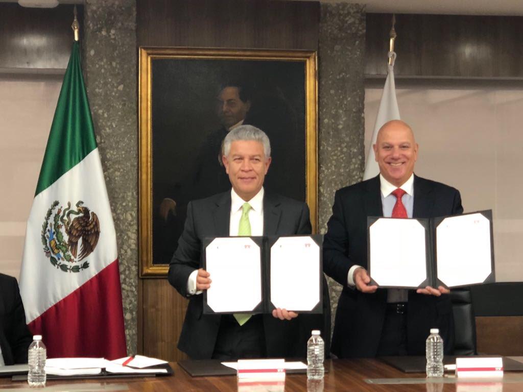 Infonavit y AMPI firman convenio para impulsar movilidad hipotecaria