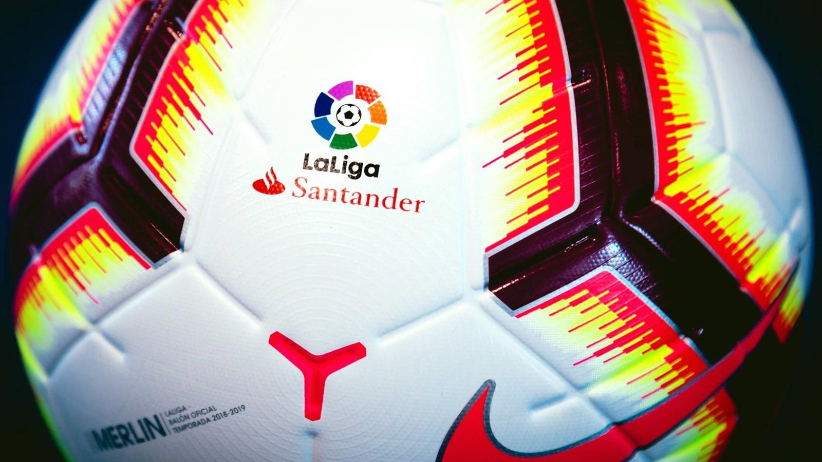 Liga española prevé llevar a EU un partido de su temporada oficial