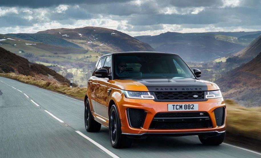 Conoce el auto más veloz de Land Rover: la Range Rover Sport SVR