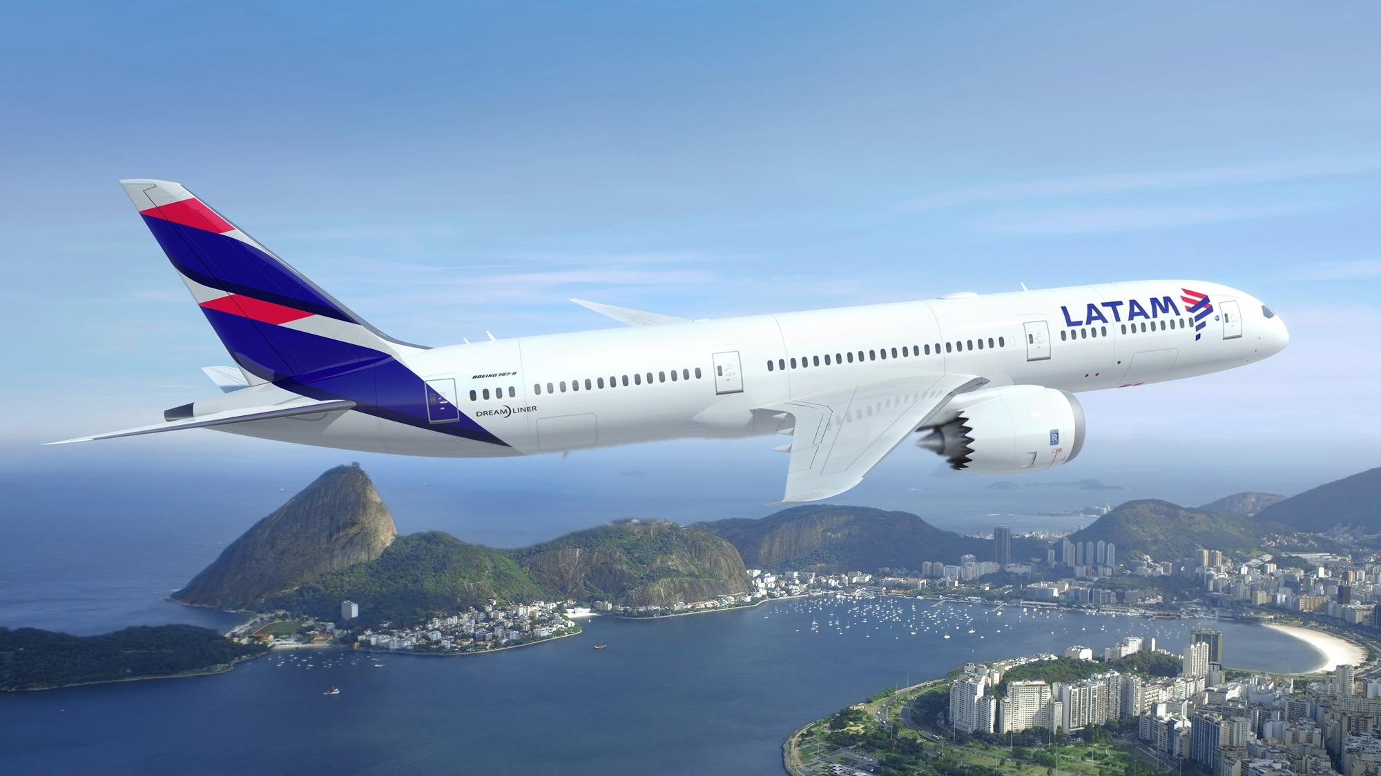 LATAM Airlines invertirá 300 mdd para expandirse en Colombia