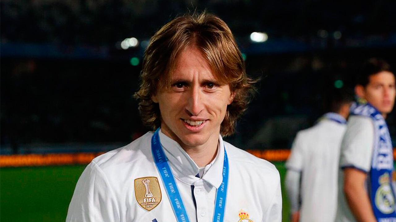 Ni Messi ni Cristiano, Luka Modric es el mejor jugador de Europa