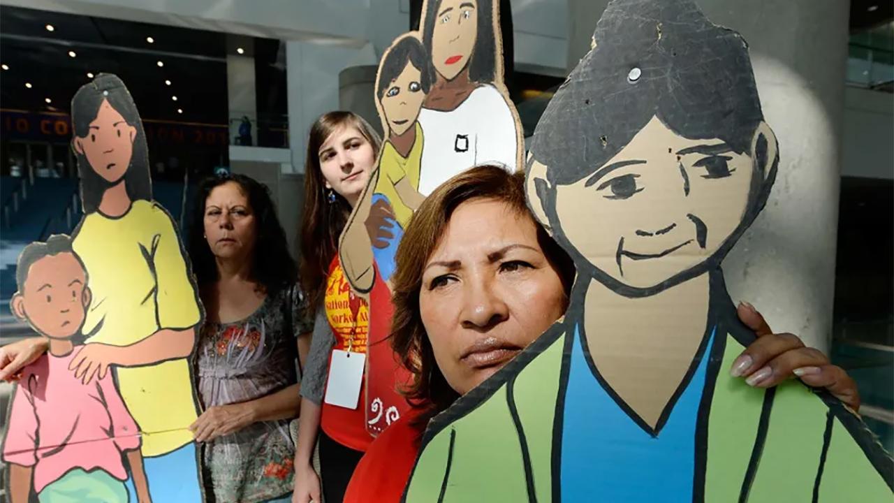 Estas activistas dominicanas pusieron las bases contra la violencia de género