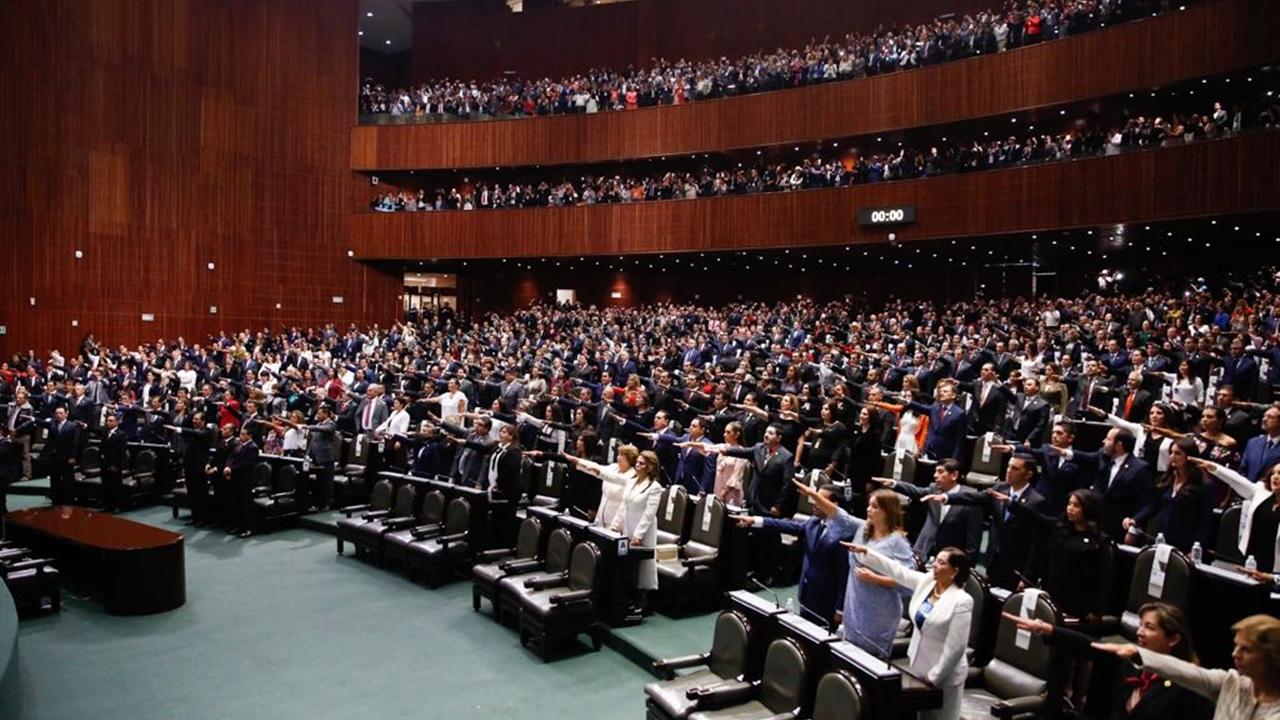 Cámara cubre a diputados ISR de su aguinaldo por 4 meses de trabajo