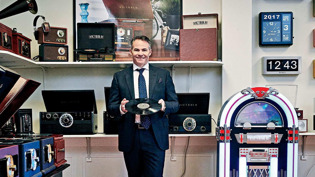 Vinilo para disputar mercado a la música digital