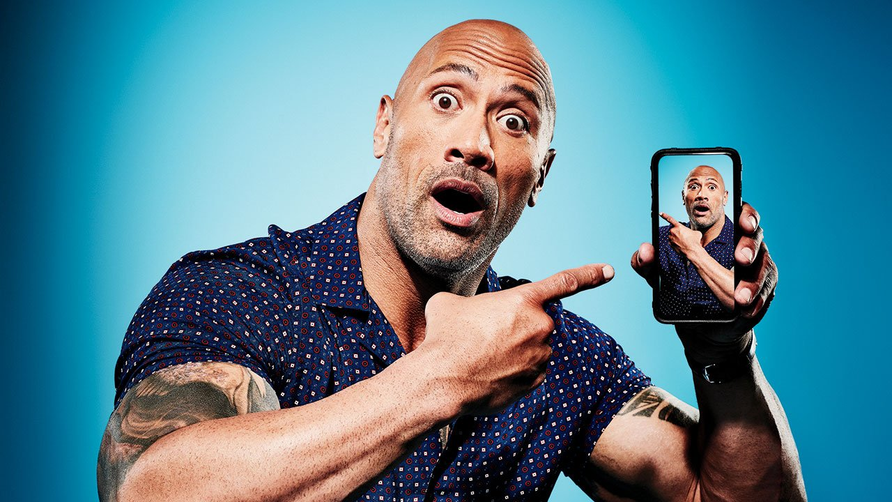The Rock se transforma en canal de marketing