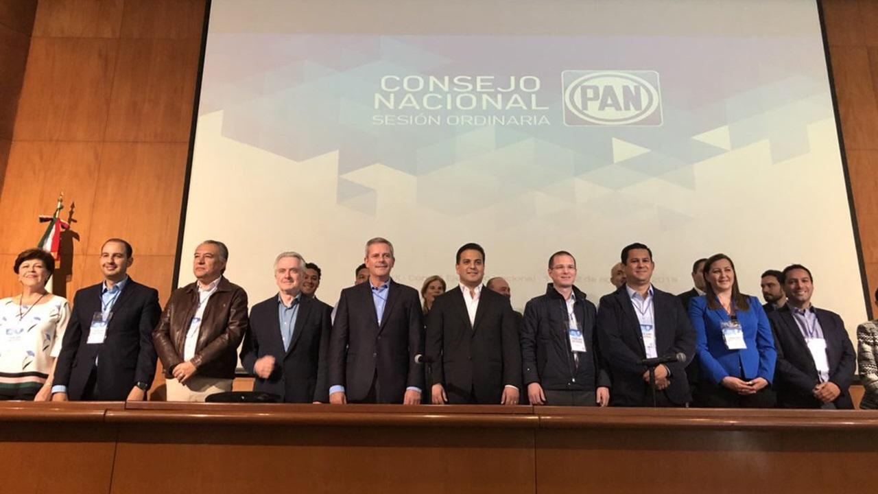 Consejo Nacional del PAN sesiona para analizar derrota electoral