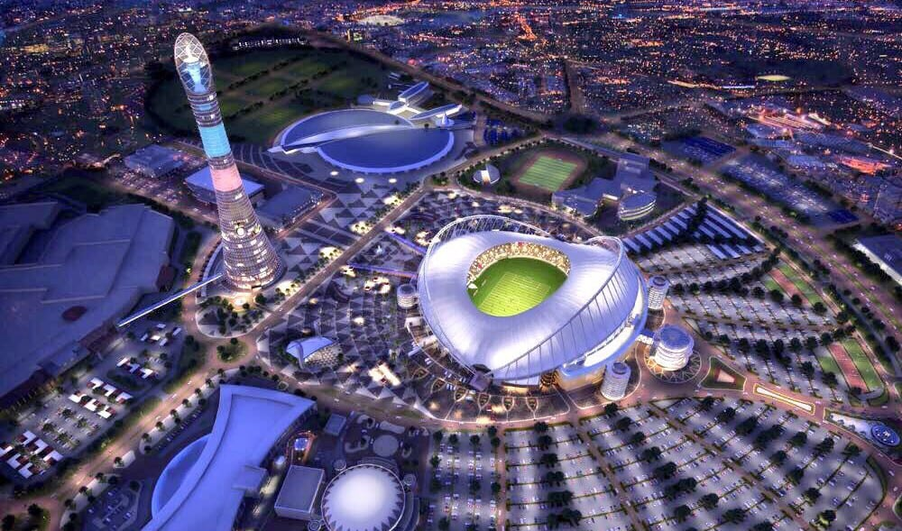 Qatar quiere invertir 20,000 millones de dólares en desarrollar su industria deportiva