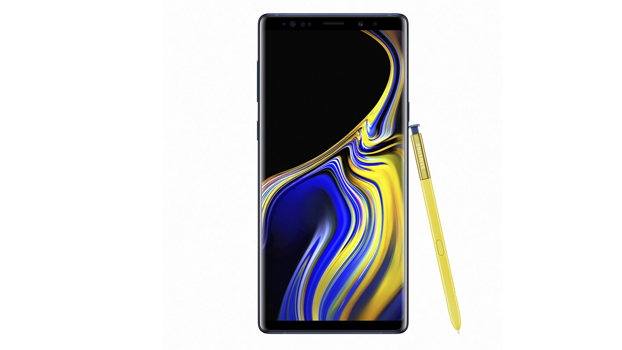 El Galaxy Note 9 de Samsung ya está disponible en México