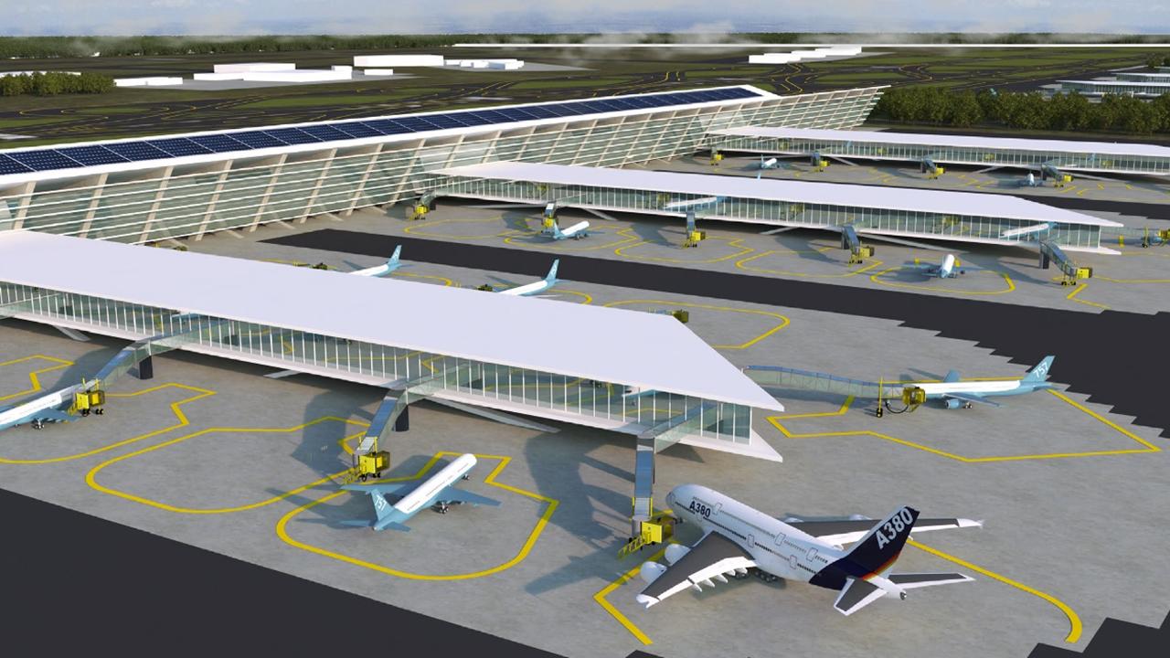 Gobierno impugna suspensión de obras de aeropuerto en Santa Lucía