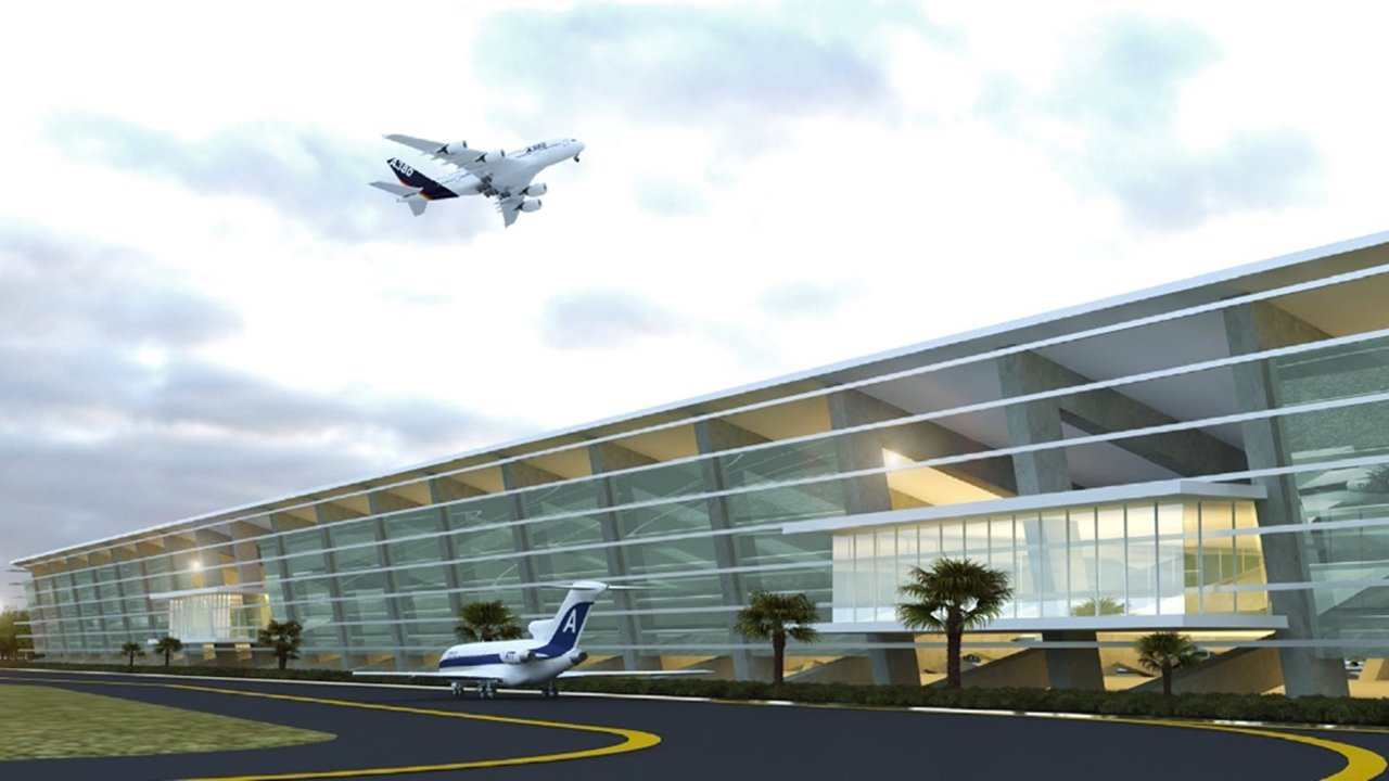 Empresa francesa realizará plan maestro del aeropuerto de Santa Lucía: SCT