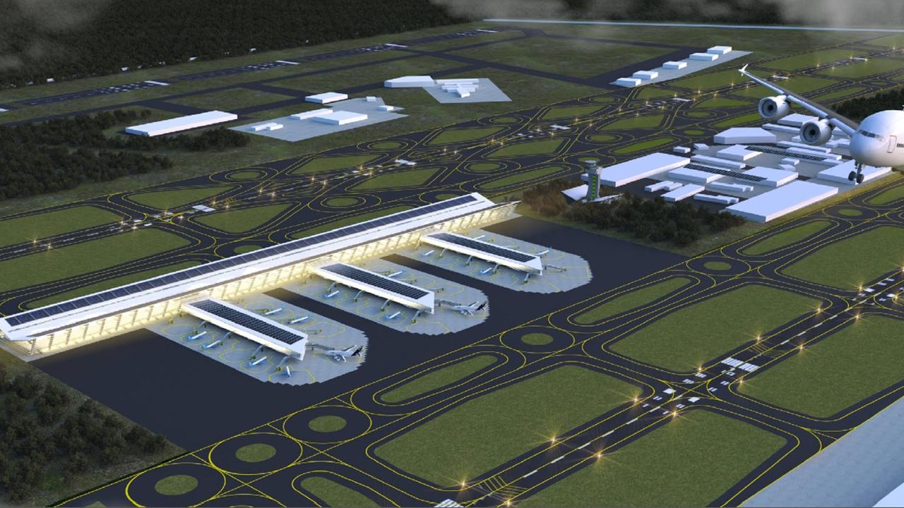 Se respetarán contratos e inversiones del nuevo aeropuerto: AMLO