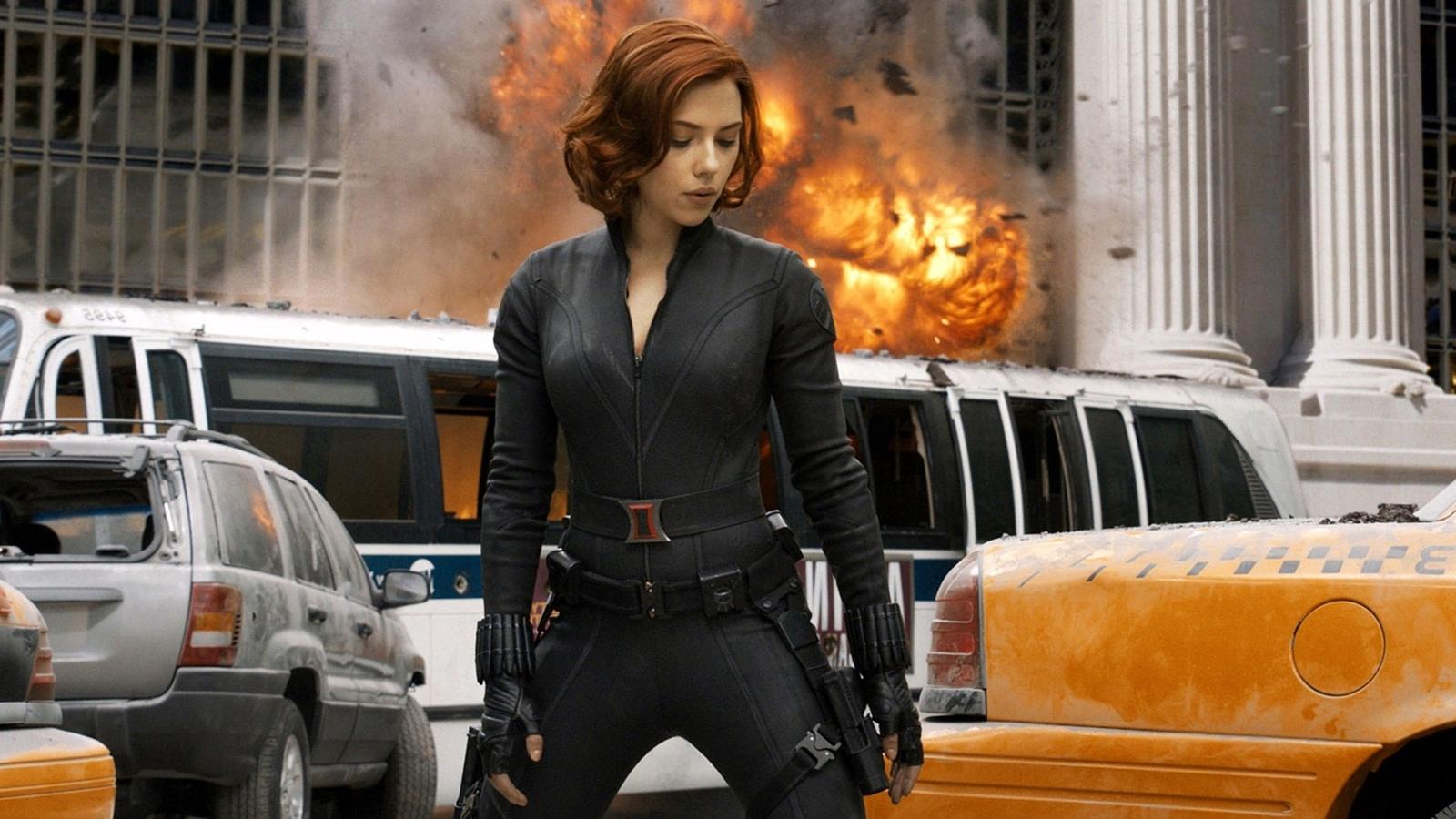 'Black Widow' cuatriplica las ganancias de Scarlett Johansson
