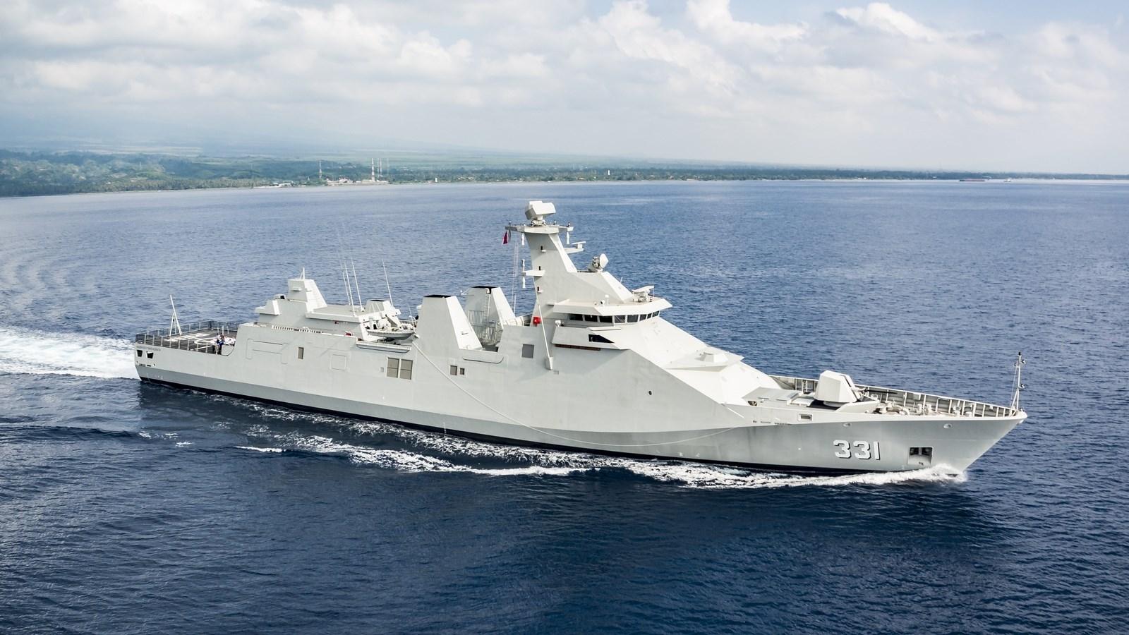 México busca comprar en EU misiles por 41 mdd para la Marina
