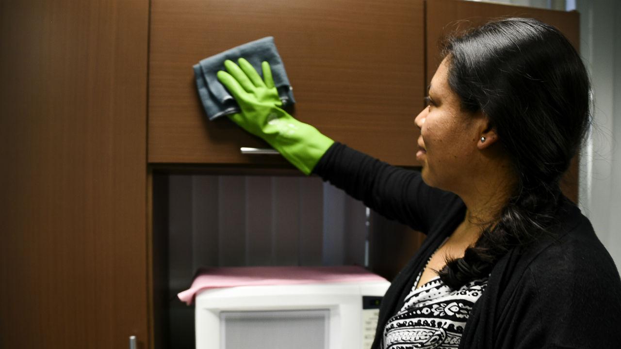 Trabajadoras domésticas sienten que sus derechos no se respetan en México