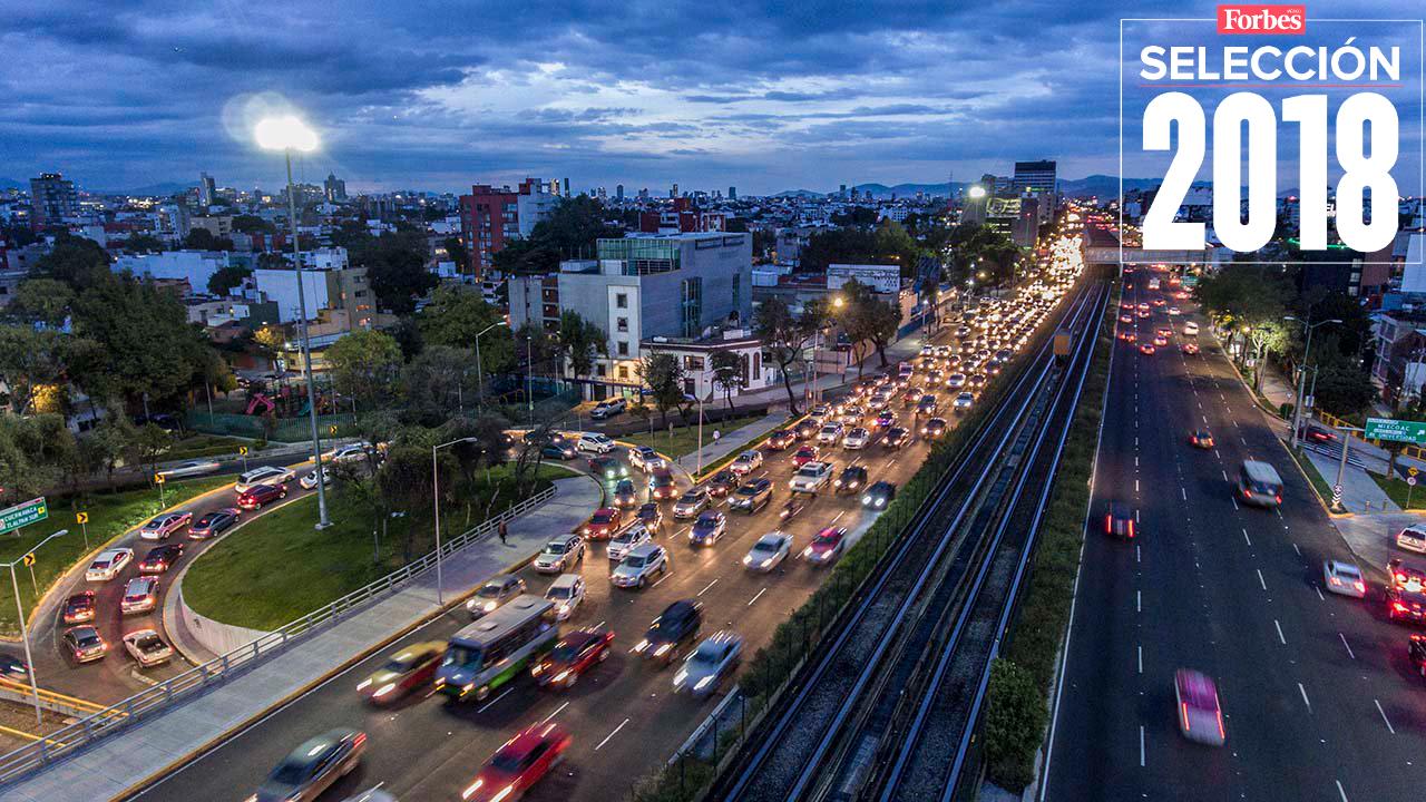Selección 2018 | Vivir en el tráfico le cuesta 5,000 pesos anuales a cada persona en CDMX