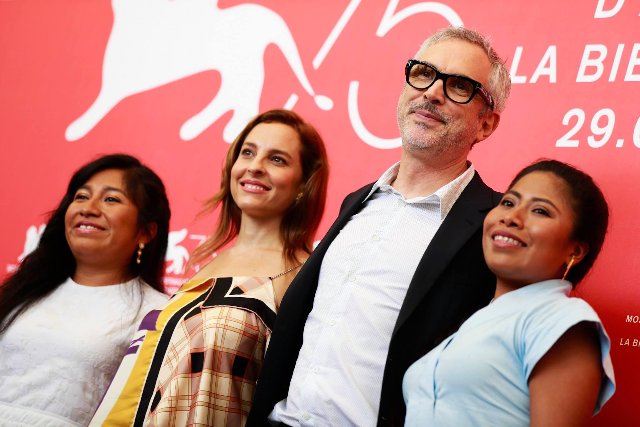 El Festival de Cine de Venecia celebra la edición más mexicana de su historia
