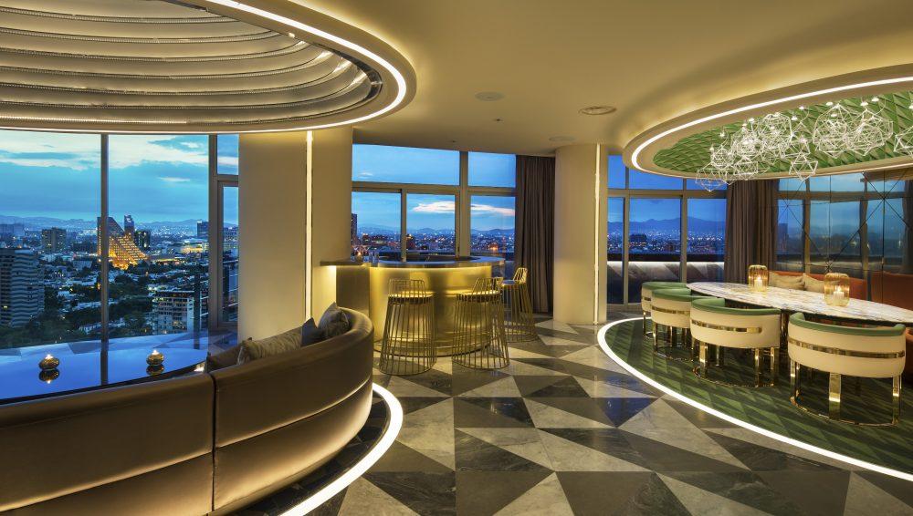 E-Wow suite, fiesta y relajación en un mismo espacio