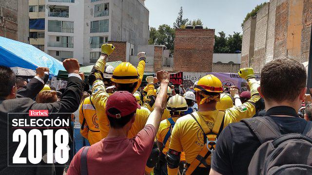 Crónica | Álvaro Obregón 286, el lugar donde los mexicanos se mantienen unidos