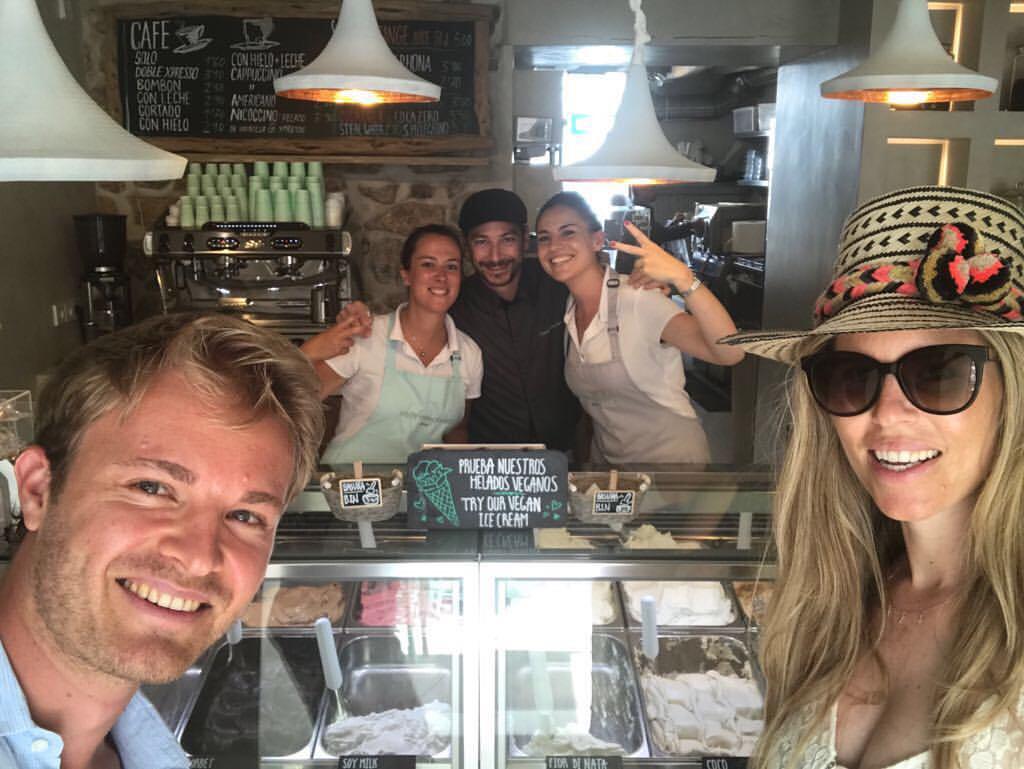 Vivi's Creamery Ibiza, la heladería de Nico Rosberg que debes visitar