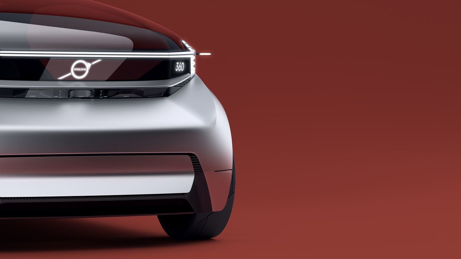 Volvo presenta su nuevo taxi-robot; le apuesta a un espacio tipo dormitorio
