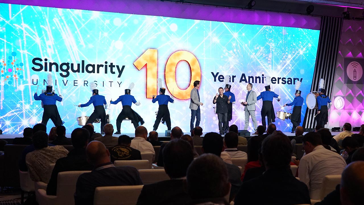 Singularity University Global Summit: Lo 'exponencial' gana terreno