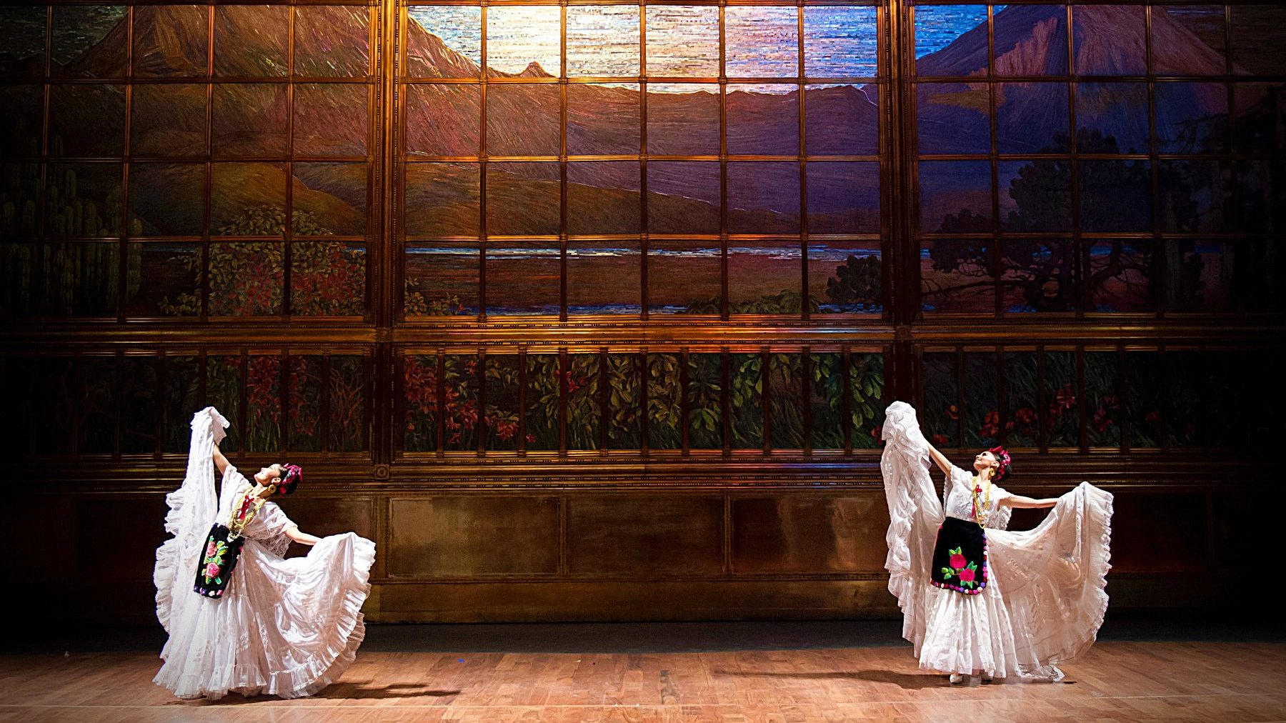 El Ballet Folklórico de México de Amalia Hernández ofrecerá una función gratuita