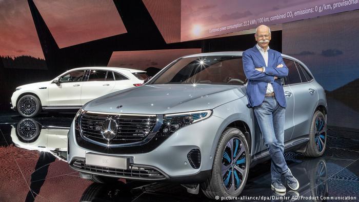 El CEO de Daimler dejará el cargo en mayo de 2019