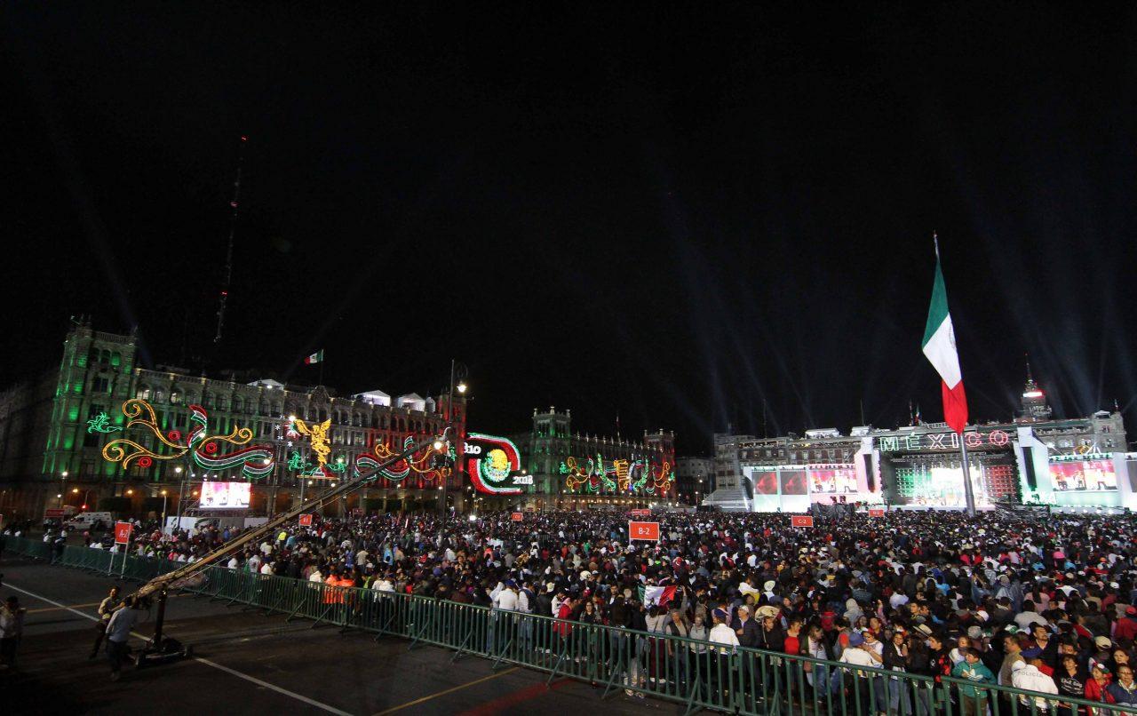 El Grito de AMLO se transmitirá en cadena nacional y durará 45 minutos