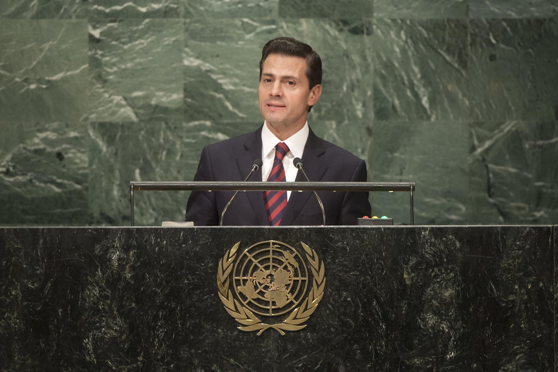 Diálogo y cooperación, vías para soluciones justas a retos globales: Peña Nieto