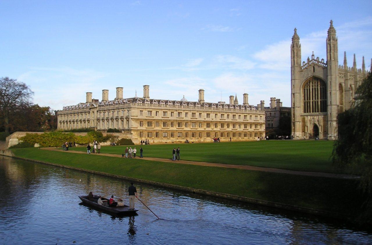 La Universidad de Cambridge ofrece becas para presos