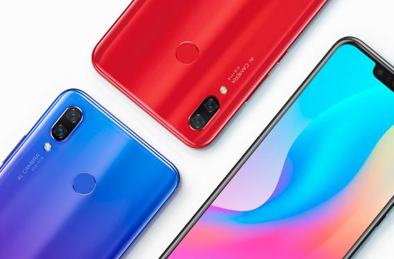 Nova 3, el teléfono con cuatro cámaras de Huawei llega a México