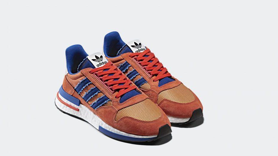 Adidas lanza colección de tenis inspirada en Dragon Ball
